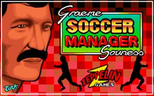 Graeme Souness Soccer Manager