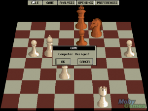 Grandmaster Chess (CD-ROM Edition)