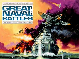 Great Naval Battles Vol. IV: Burning Steel, 1939-1942