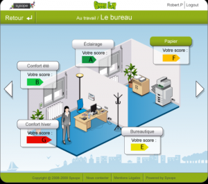 Greenlife Office, sensibilisation aux éco-gestes du bureau