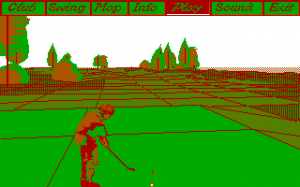 Greg Norman\'s Shark Attack! The Ultimate Golf Simulator