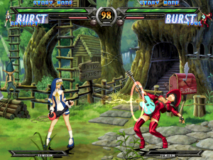 Guilty Gear XX /  Guilty Gear X2: The midnight Carnival