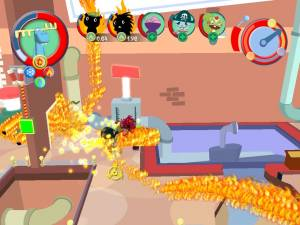 Happy Tree Friends: False Alarm, The Video Game