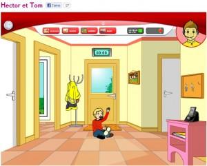 Hector et Tom