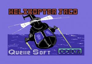 Helikopter-Jagd