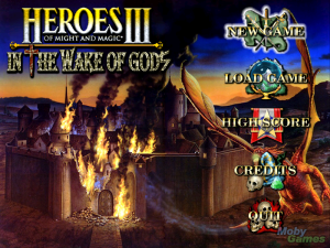 Heroes of Might and Magic 3½: In the Wake of Gods