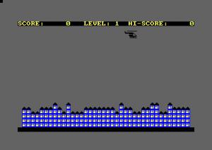 High-Rise (Amstrad Disk 50)