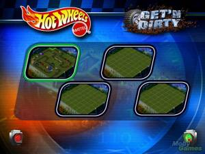 Hot Wheels: Stunt Track Driver 2: GET \'N DIRTY