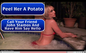 INTERACTIVE HOT TUB JACUZZI GIRL
