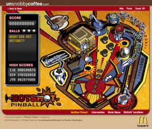 Hotshot Pinball