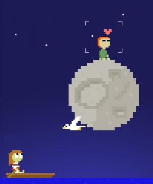 I Wish I Were the Moon