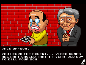 I'm O.K: A Murder Simulator