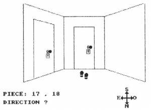 Labyrinthe en  trois dimensions