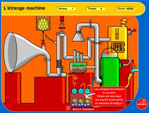 L\'&eacute;trange Machine / Strange Machine / Technocity : Maintenance syst&egrave;mes