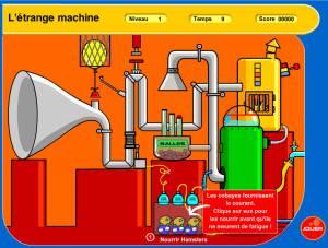 L'étrange Machine / Strange Machine / Technocity : Maintenance systèmes