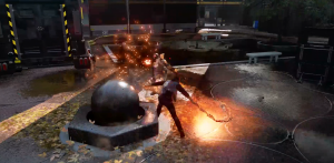 Infamous:Second Son