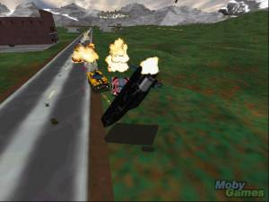 Interstate \'76: Nitro Riders