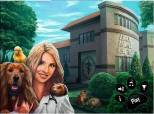 AVMA Animal Hospital Video Game