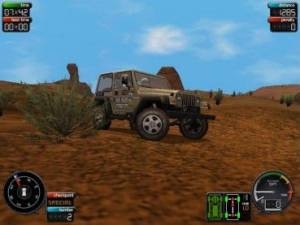 Jeep Game Zone