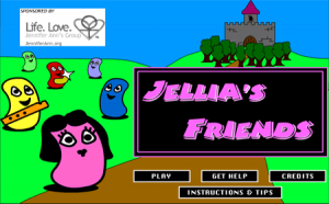 Jellia's Friends