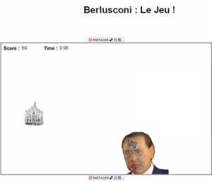 Berlusconi : le Jeu !