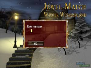 Jewel Match: Winter Wonderland