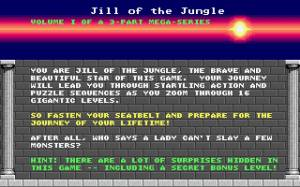 Jill of the Jungle