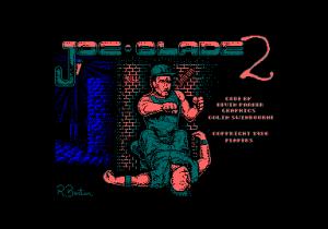 Joe Blade II