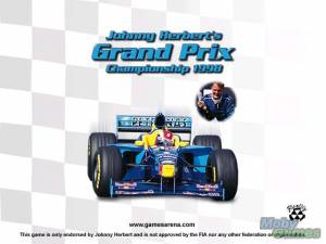 Johnny Herbert\'s Grand Prix Championship 1998