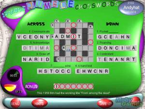Jumble: That Scrambled Word Game