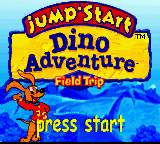 Jump Start: Dino Adventure - Field Trip