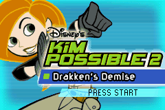 Kim Possible 2: Drakken\'s Demise