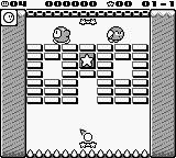 Kirby\'s Block Ball