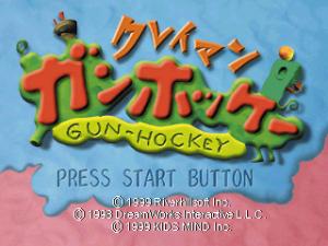 Klaymen Gun Hockey