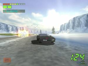 Knight Rider 2: The Game