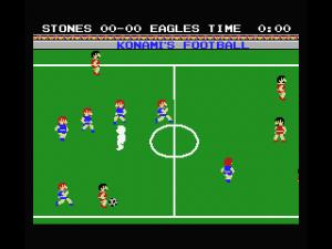 Konami's Soccer