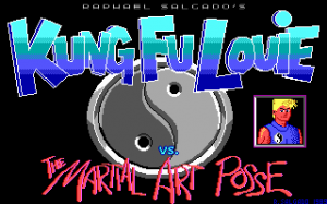 Kung Fu Louie Vs. The Martial Art Posse