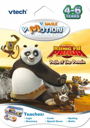Kung Fu Panda: Path of the Panda