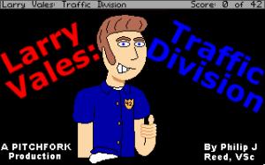 Larry Vales: Traffic Division