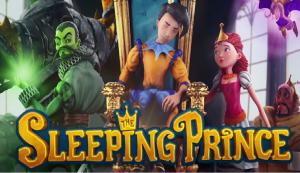 Le prince dormant