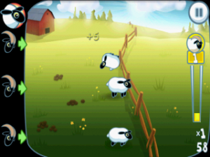 Leap Sheep!