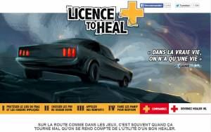 Licence to heal