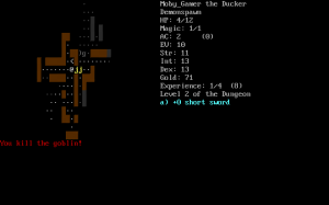 Linley Henzell's Dungeon Crawl
