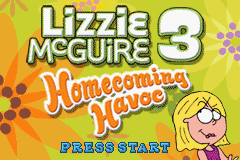 Lizzie McGuire 3: Homecoming Havoc