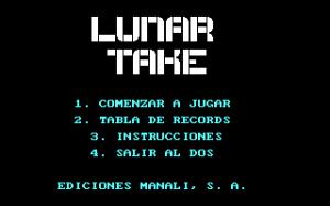 Lunar Take