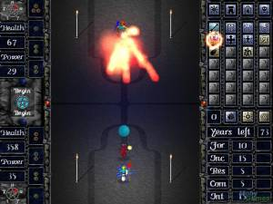 MAGI: Magical Strategy Game