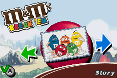 M&M\'s Break\' Em