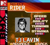 MTV Sports: T.J. Lavin\'s Ultimate BMX