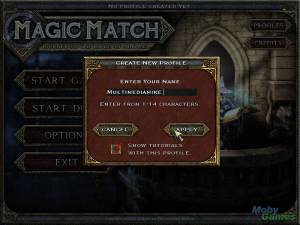 Magic Match: Journey to the Lands of Arcane