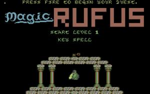 Magic Rufus